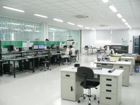 Applied Digital Services (ADS) Pte Ltd Singapore's factory in Suzhou, China interior